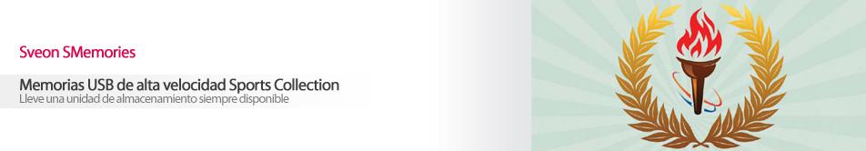 Sveon SMemories: Memorias USB de alta velocidad
