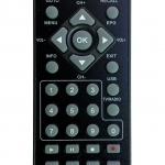 remote control spm820m