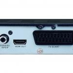 TDT HD Sveon SDT8300M - Conexiones