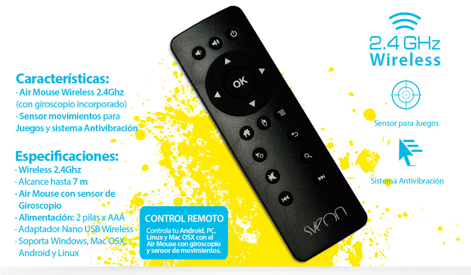 air mouse para android